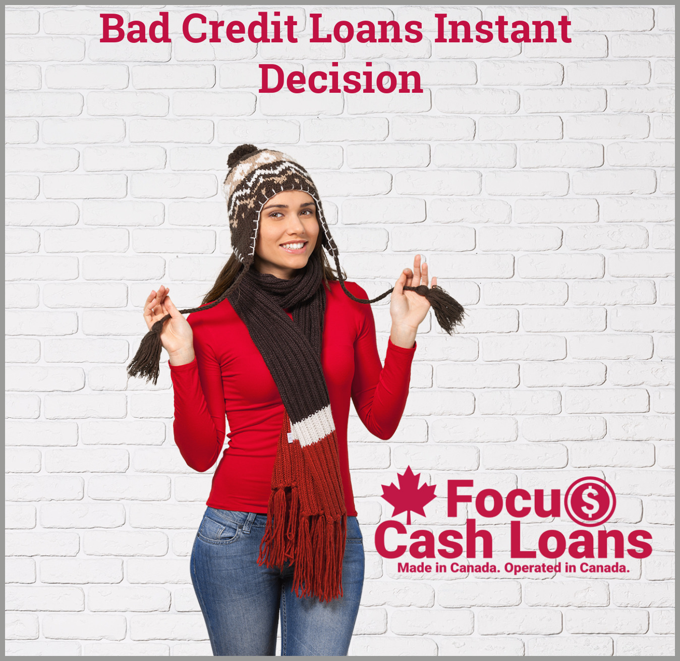 Picture of family that got Loans For People With Bad Credit Rating