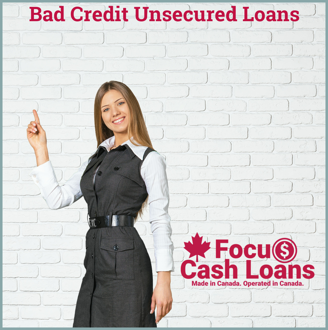 Picture of employee that got payday loans Nova Scotia