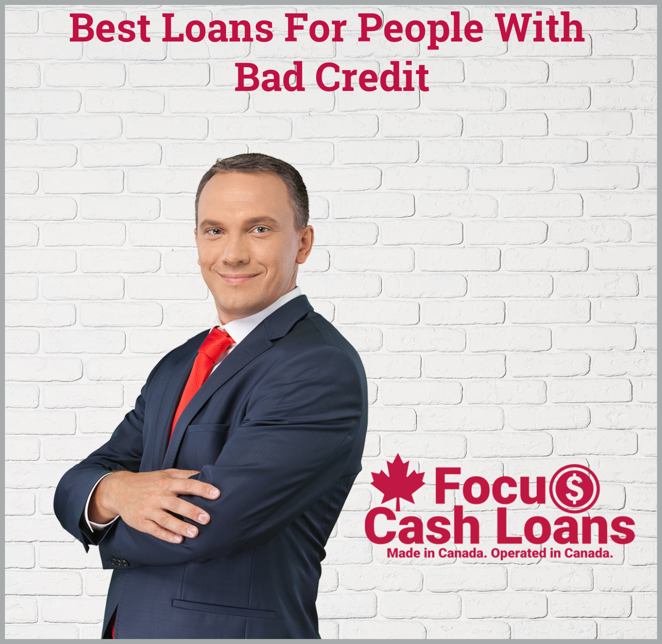 Picture of employee that got Payday Loans London Ontario