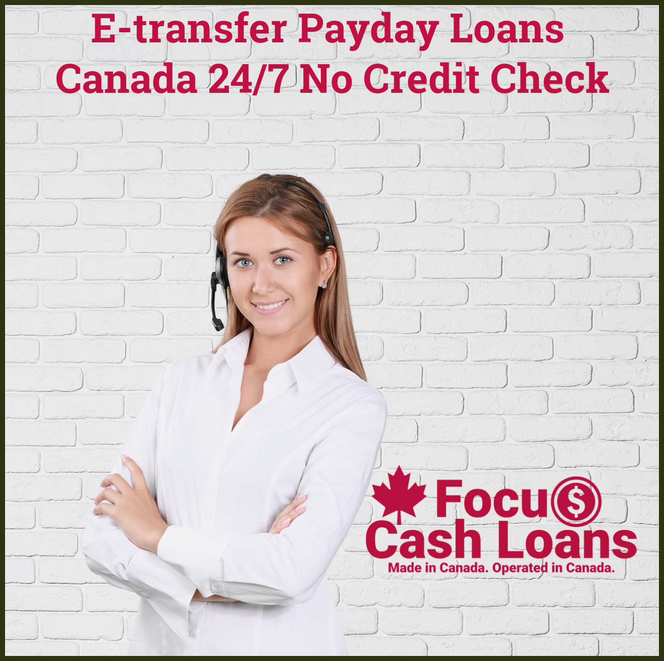 Do you need extra cash for a holiday or vacation? We are always complete your Loans Payday quickly and with no hassle!