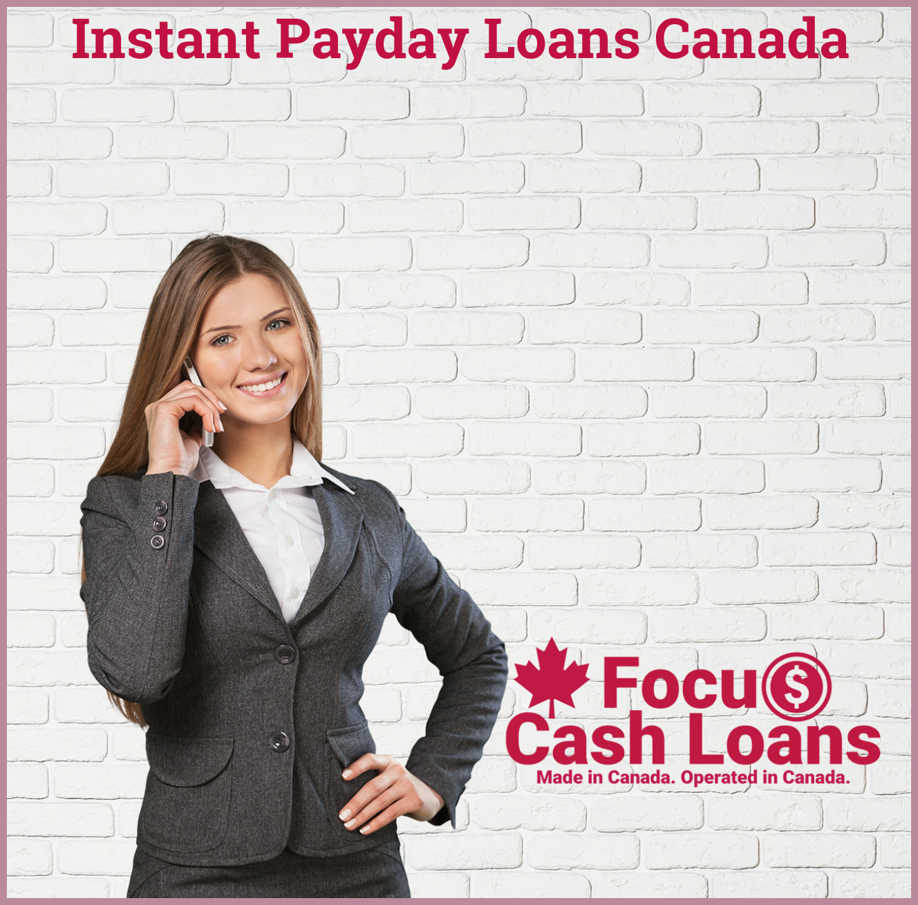 Picture of family that got Payday Loan Toronto