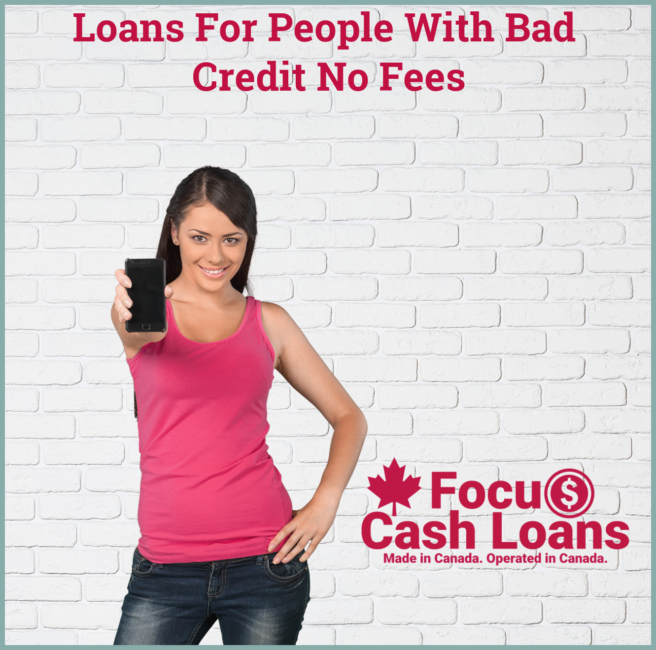 Picture of family that got Payday Loans Halifax