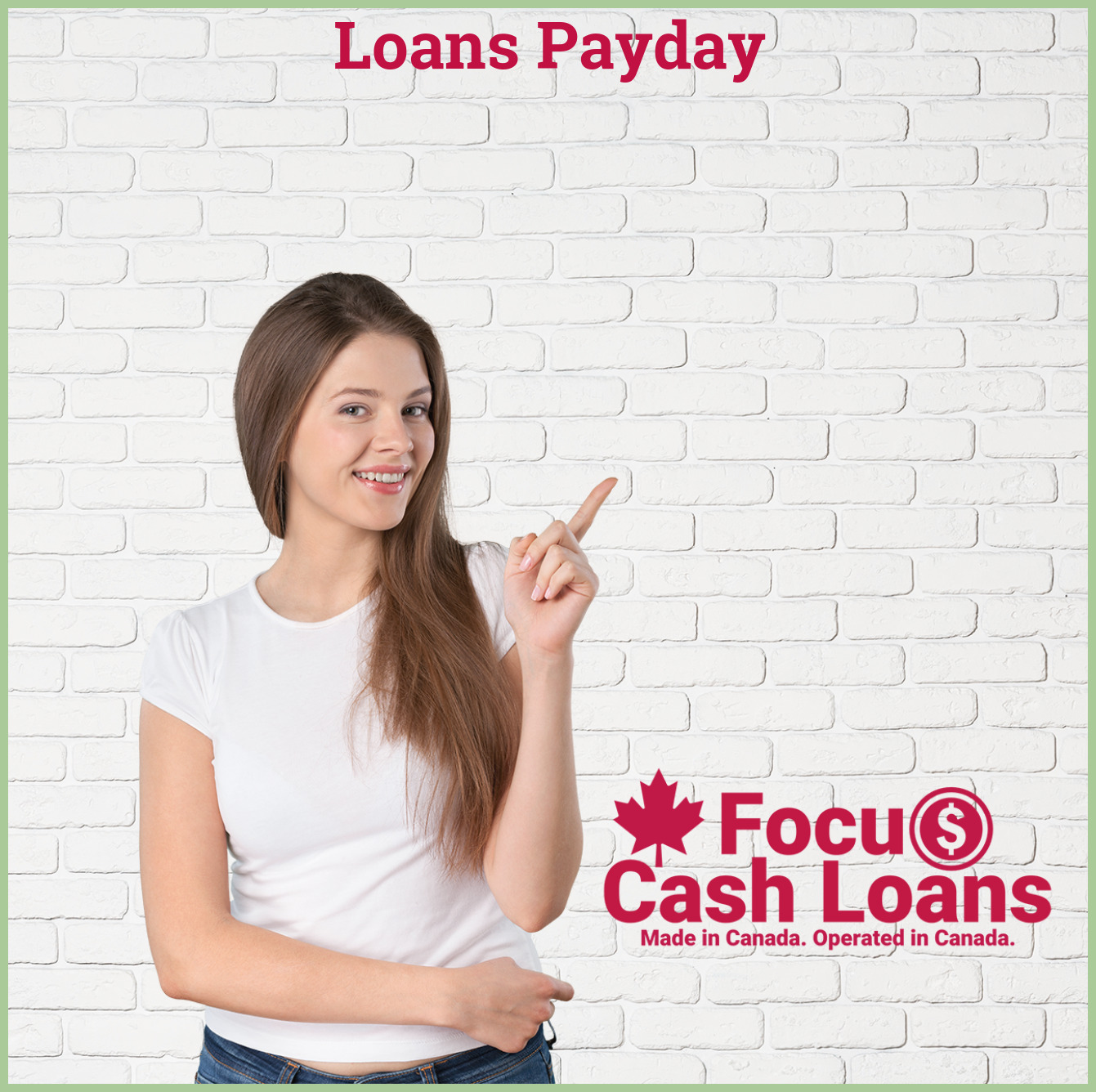 Picture of family that got Instant Payday Loan