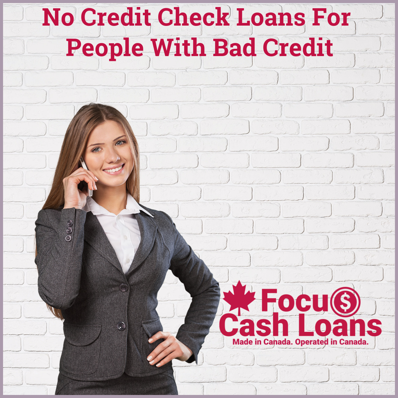 Picture of family that got Bad Credit Loans Canada - Get Cash Instantly!