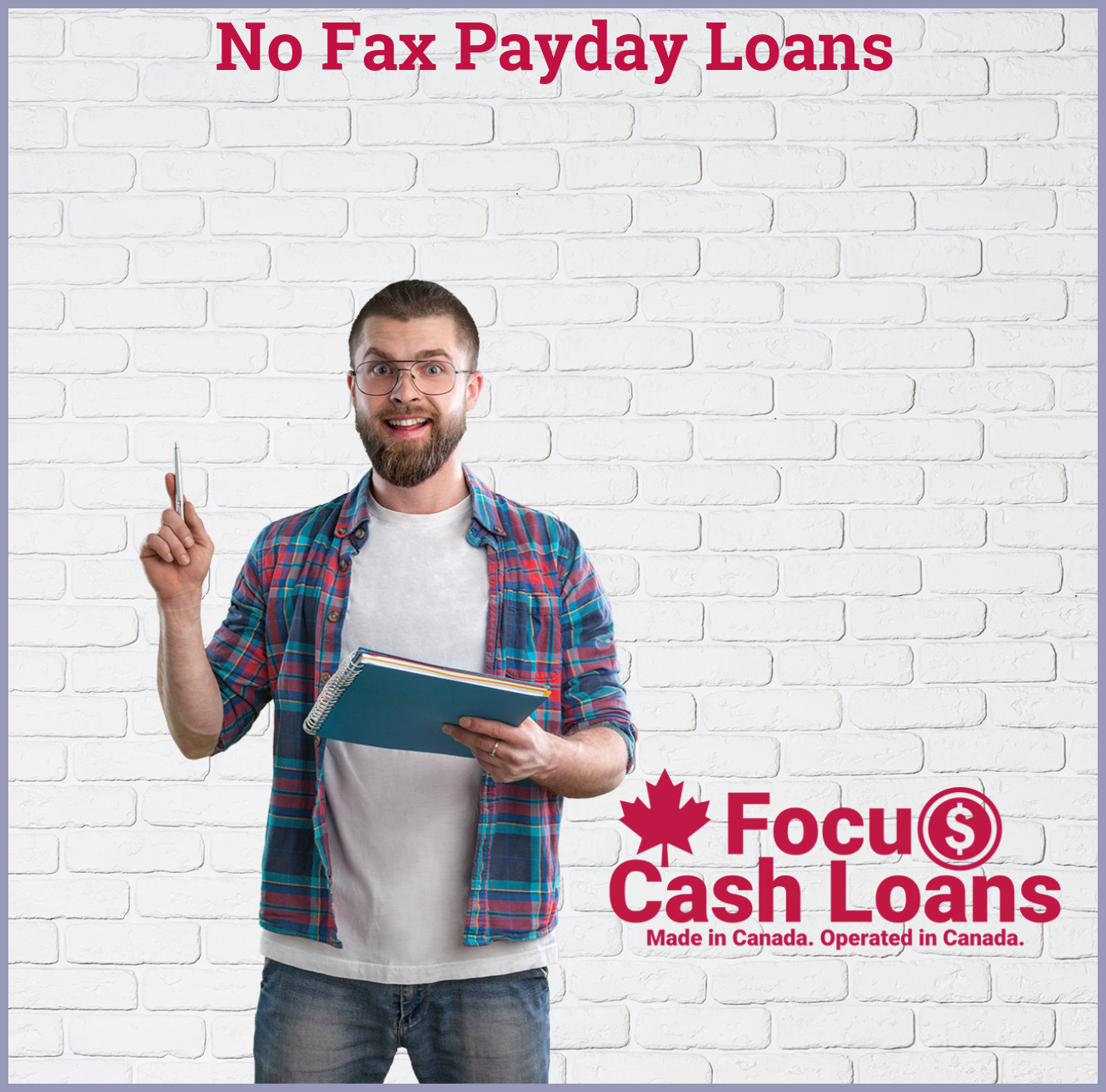 Picture of family that got Payday Loans no Faxing