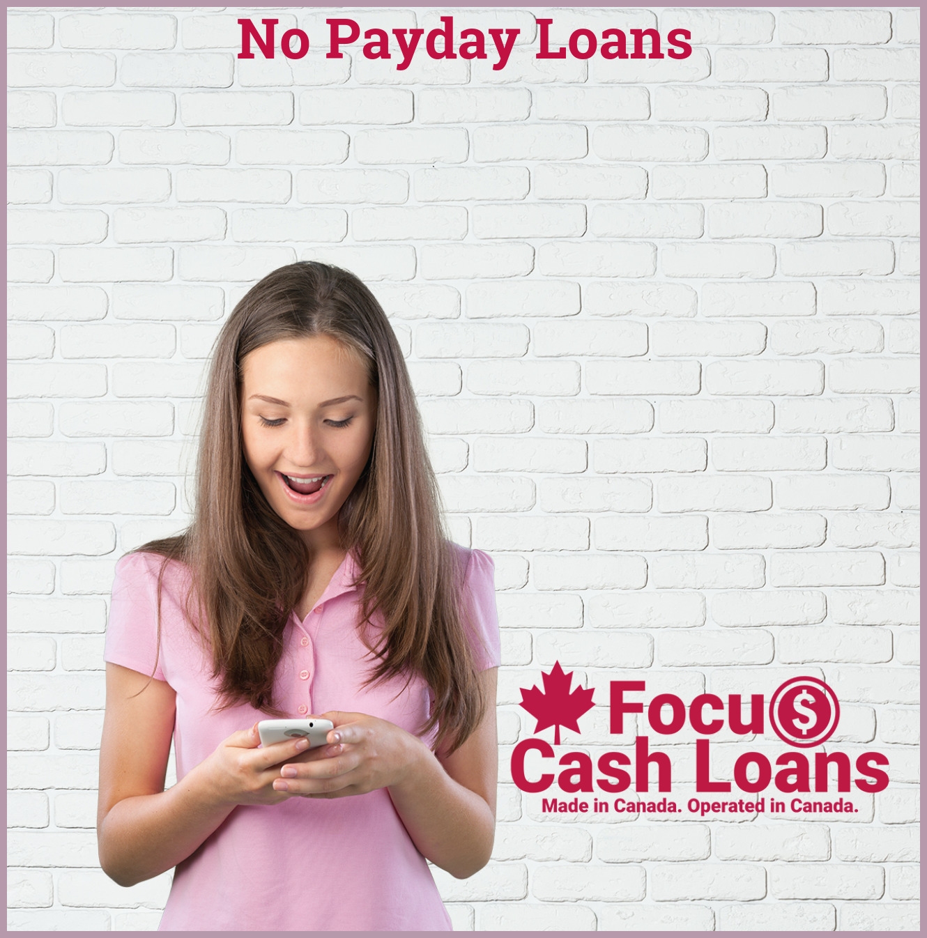 Picture of family that got Same Day Payday Loans