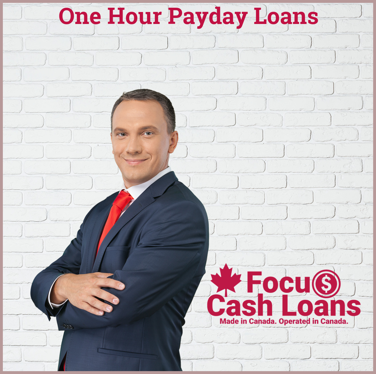 Picture of young business woman that got Loans till Payday