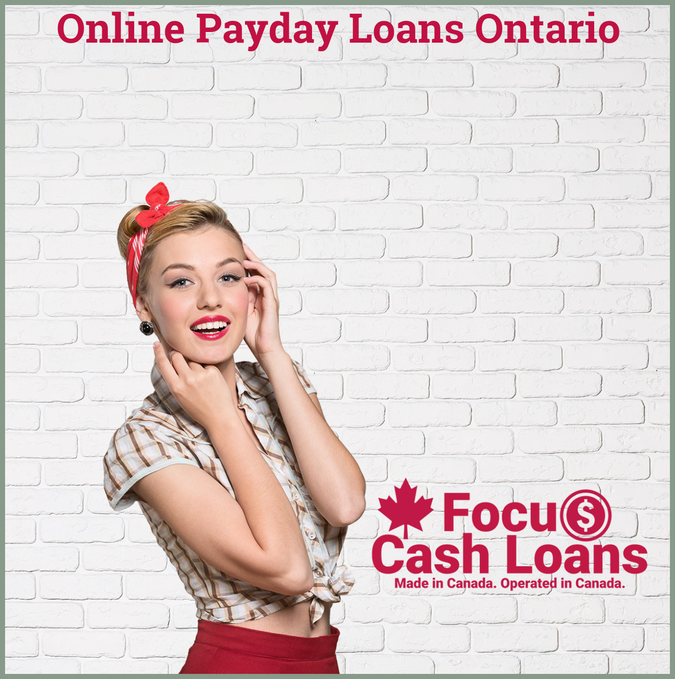 Picture of employee that got Loans for Bad Credit Canada - Cash instantly!
