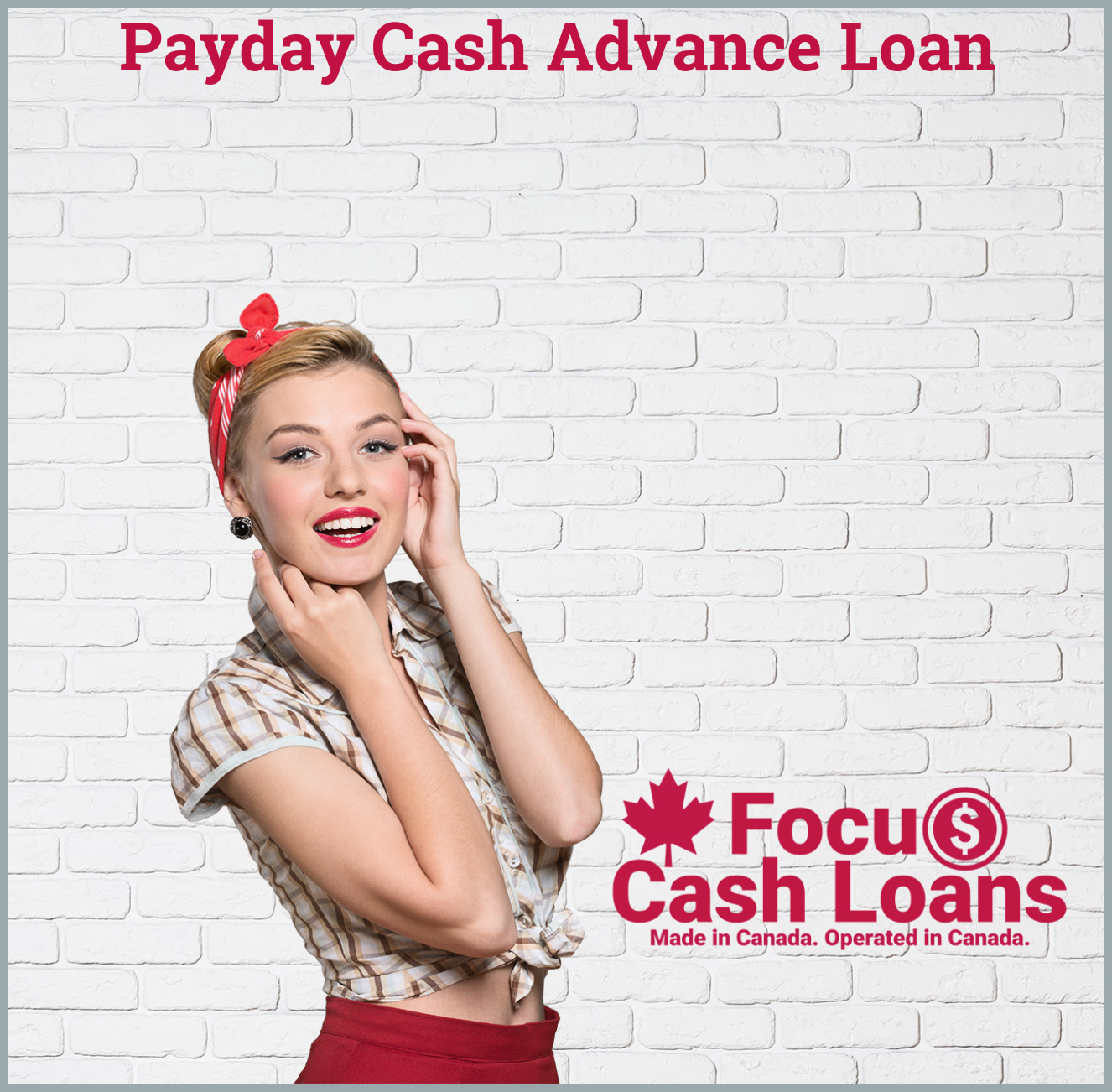 Picture of family that got Payday Loans in Canada