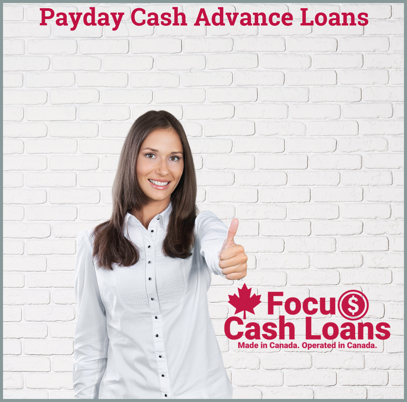 Picture of family that got Payday Loans Online