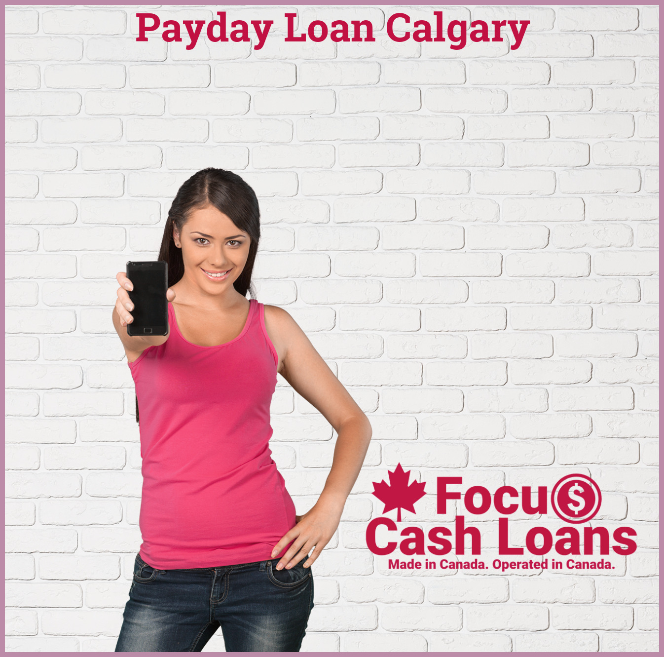 Picture of family that got Payday Loans Toronto