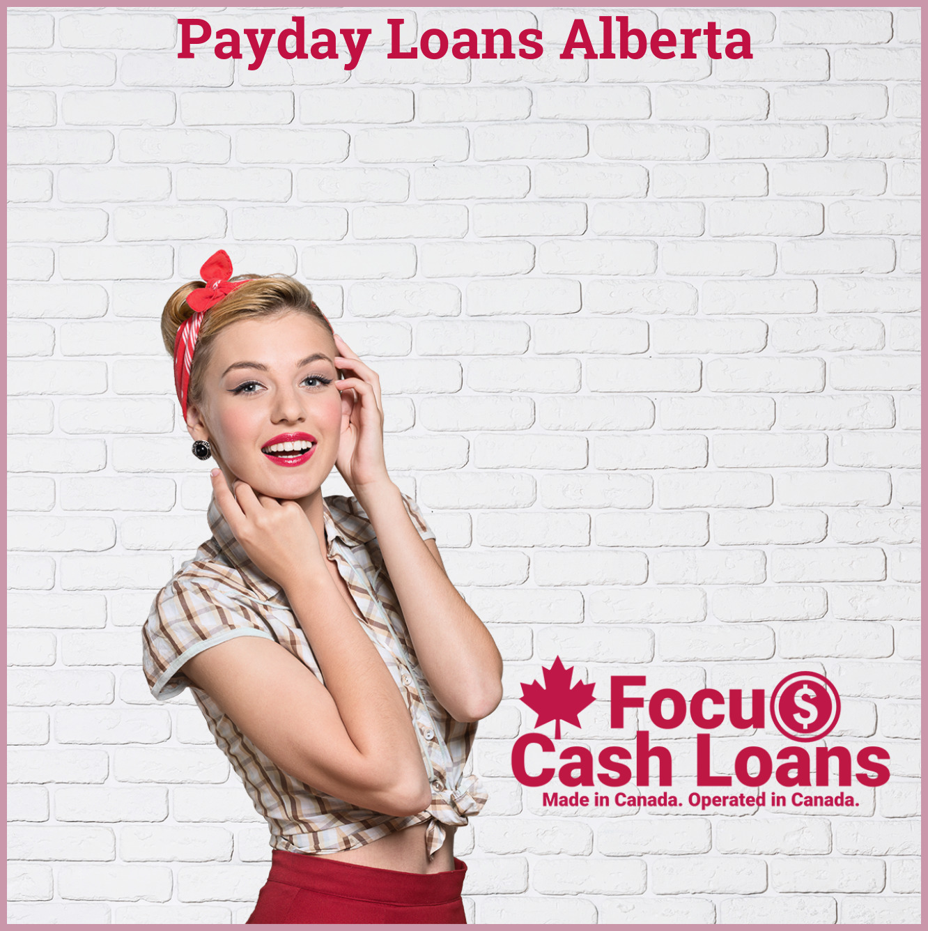 Picture of family that got Payday Loans Vancouver