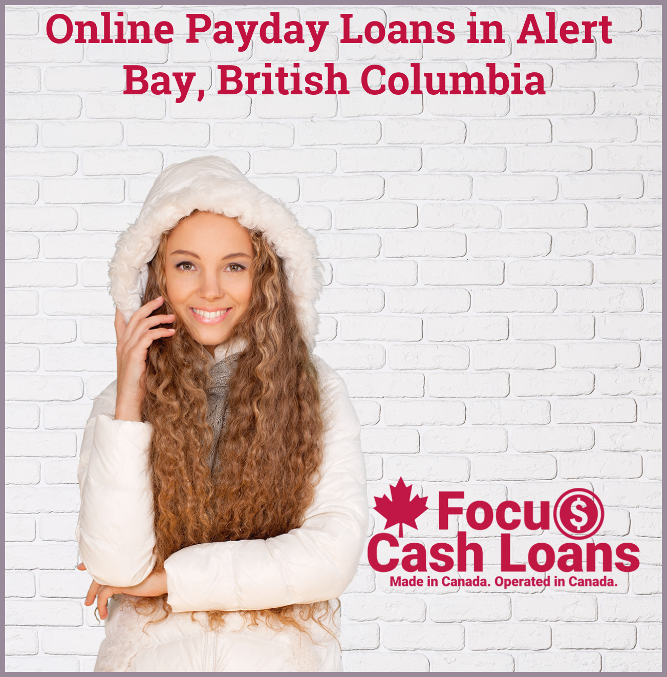 Picture of employee that got Canadian Payday Loans