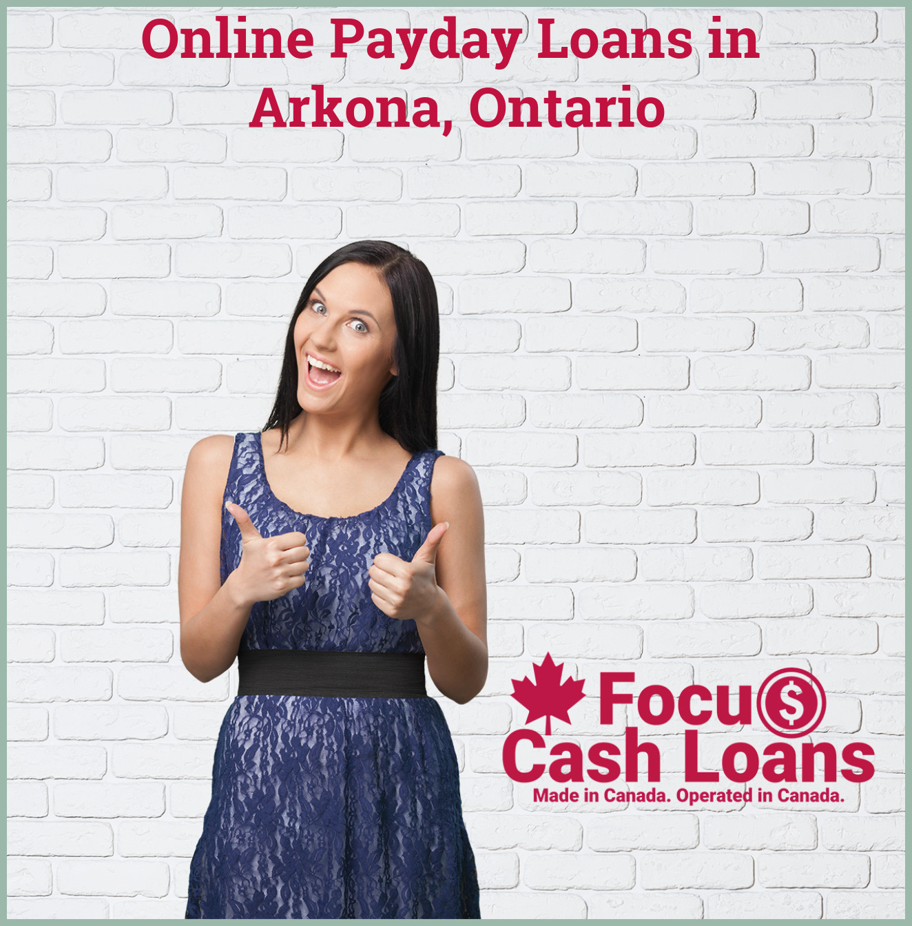 Picture of family that got Online Payday Loans