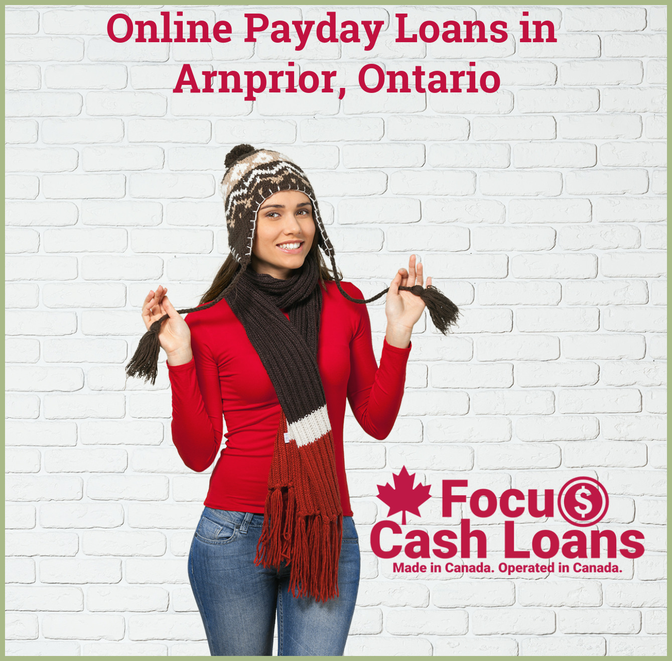 Picture of family that got Payday Loans Kitchener