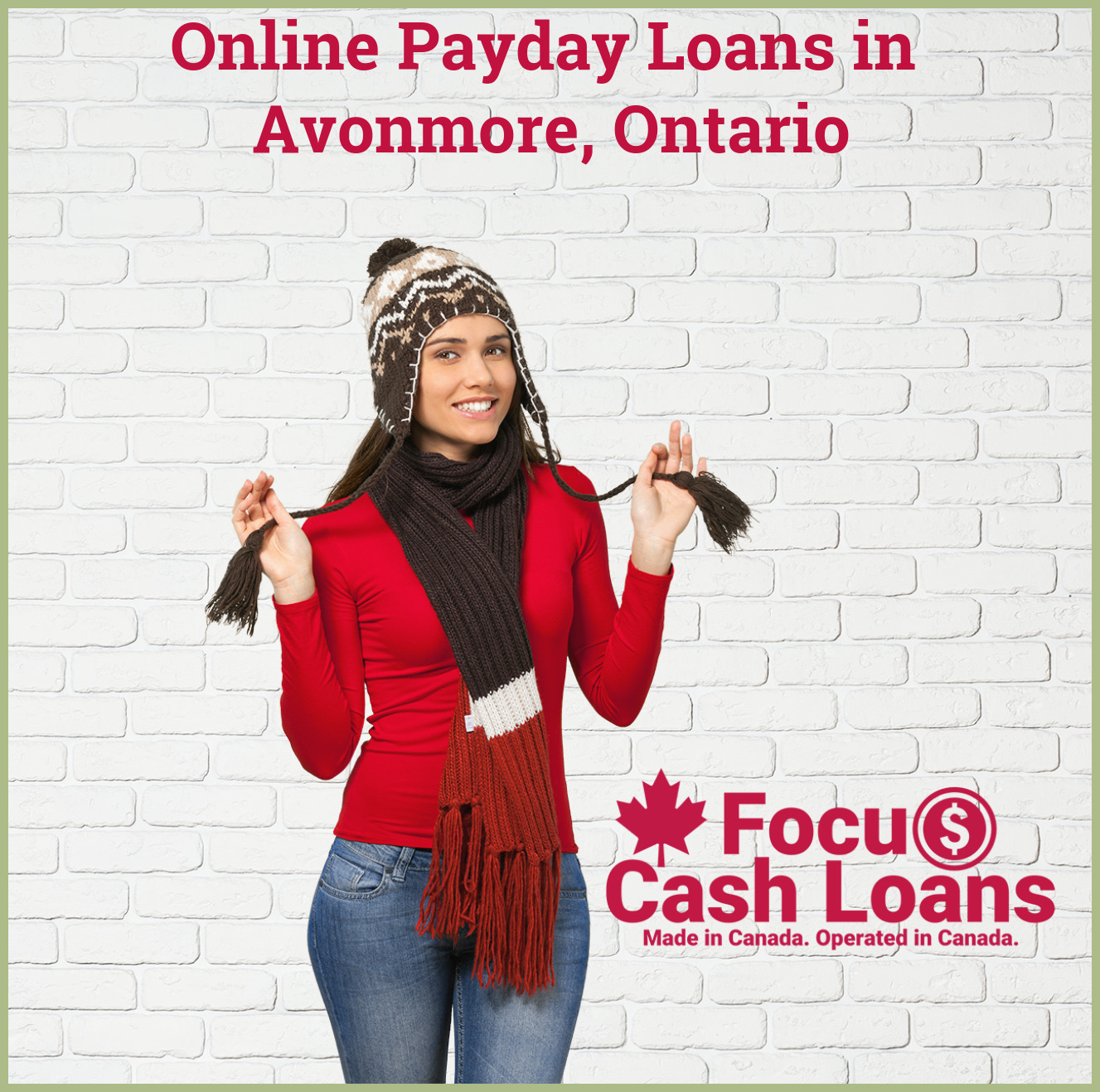 Picture of employee that got Fast Cash Payday Loans