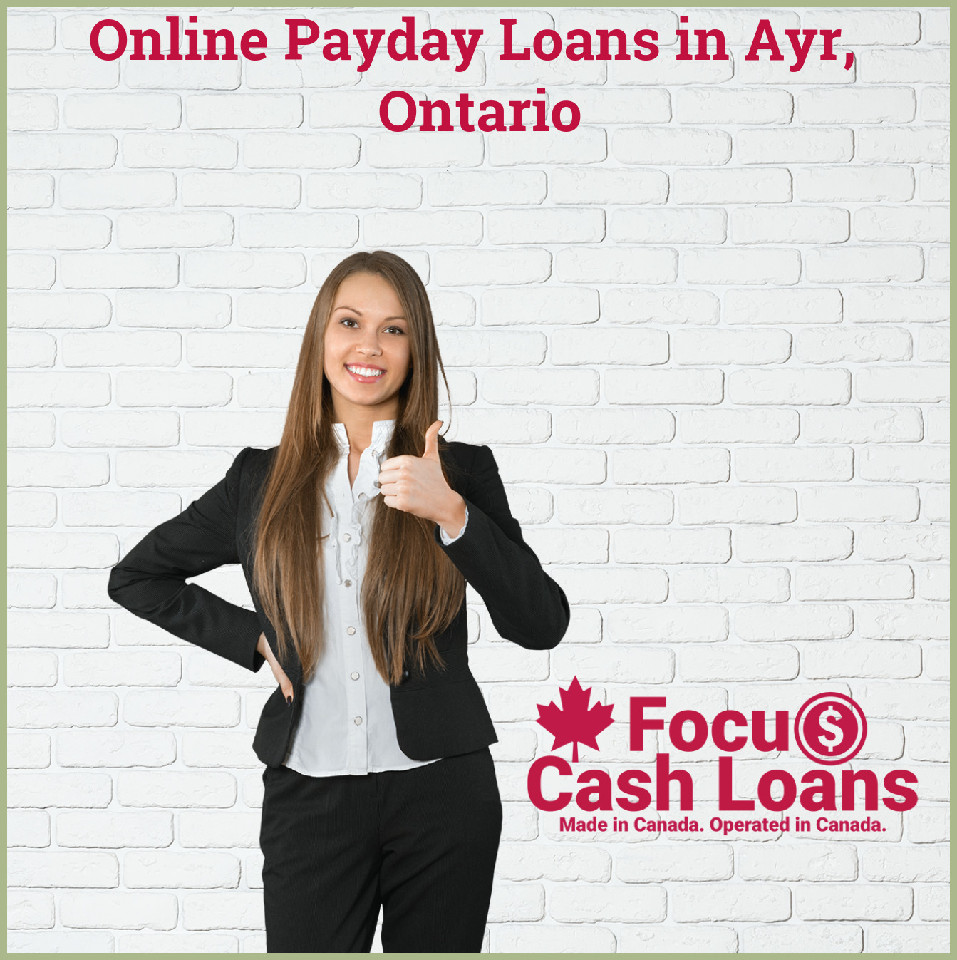 Picture of Canadian Online Payday Loans